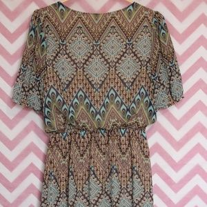 Enfocus Studio Dresses - Enfocus Studio Mint Jewel Dress Size 6